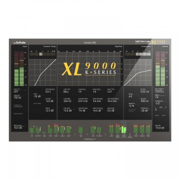 Softube Solid State Logic XL 9000 K-Series for Console 1 Plug-in