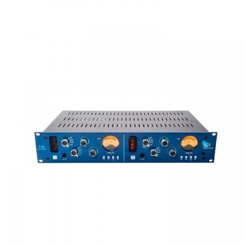 API Select T12 2-channel Tube Microphone Preamp