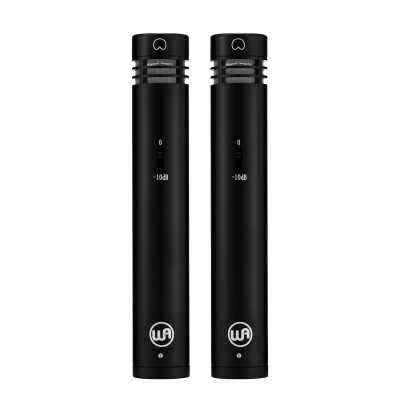 Warm Audio WA-84 Black Stereo Pair