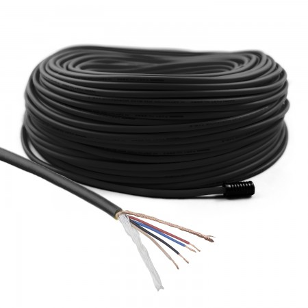 Mogami 2893 Miniature Quad Microphone Cable (ความยาว 100 เมตร)
