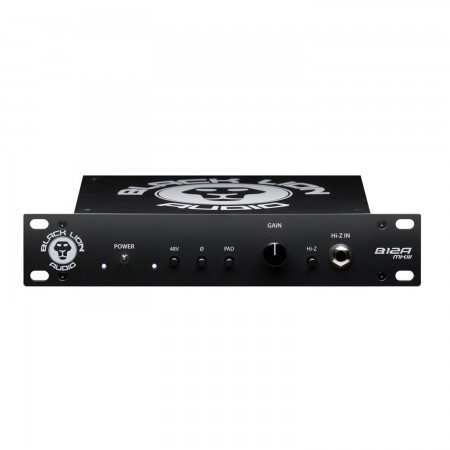 Black Lion Audio B12AMK3 Microphone Preamp