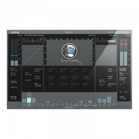 Softube Summit Audio Grand Channel for Console 1 Plug-in