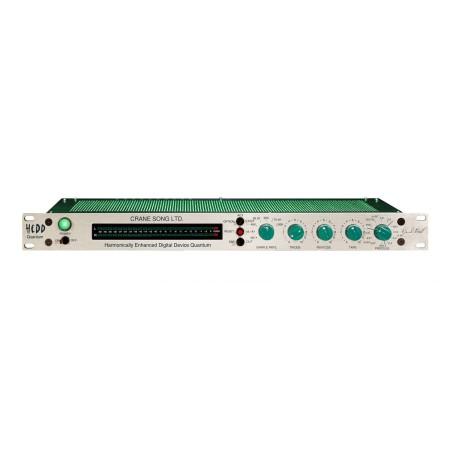 Crane Song HEDD Quantum AD/DA Converter and Master Clock with Tape Emulation