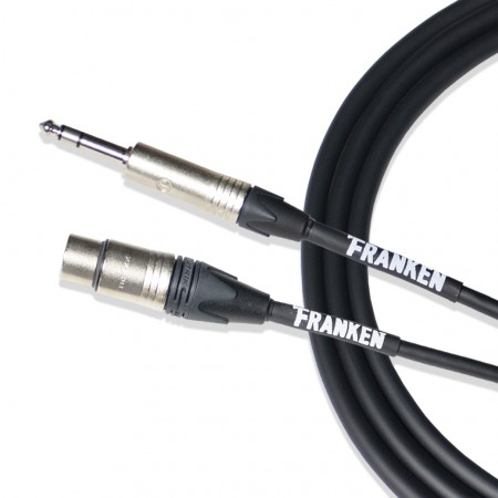 Franken Cable Stage Cable XF-TRS