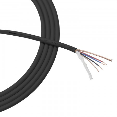 Mogami 2893 Miniature Quad Microphone Cable (Price Per Meter)