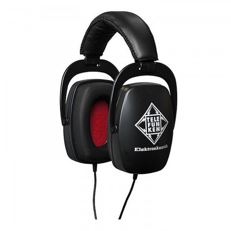 Telefunken THP-29 BLACKOUT Isolation Headphones