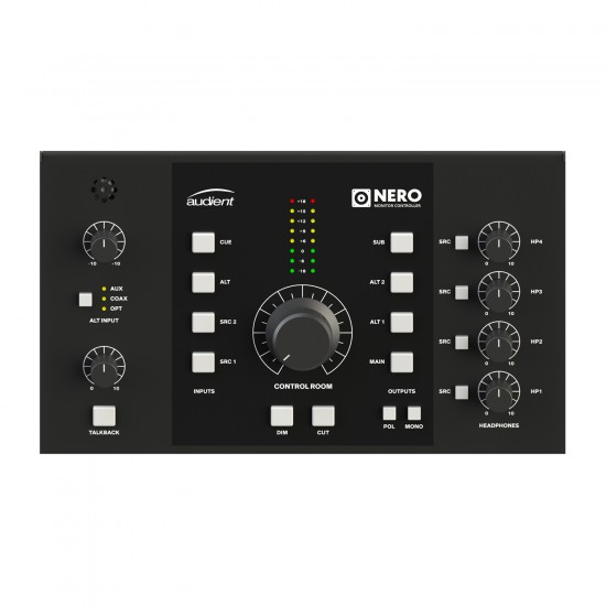 Audient Nero Desktop Monitor Controller