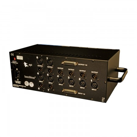 API Audio 500-6B LUNCHBOX