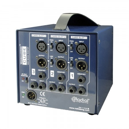 Radial Workhorse Cube