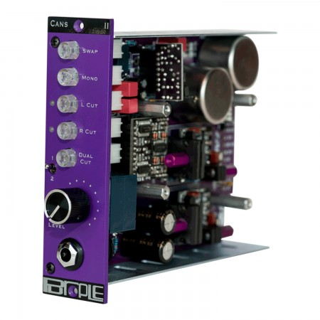 Purple Audio Cans II