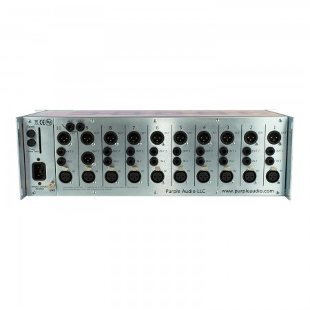 Purple Audio Sweet Ten Rack