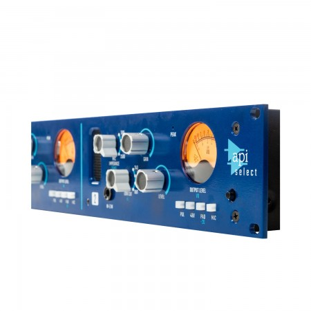[PRE-ORDER] API Select T12 2-channel Tube Microphone Preamp